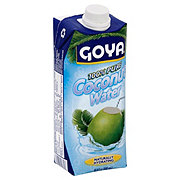 Goya 100% Pure Coconut Water