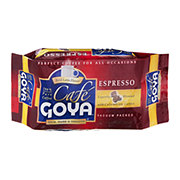 Goya Cafe Espresso Coffee Brick Pack
