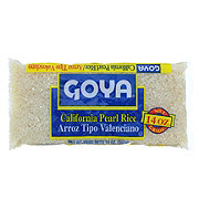 Goya California Pearl Rice