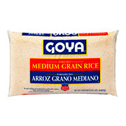 Goya Enriched Medium Grain Rice