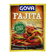Goya Fajita Seasoning Mix Chili Lime
