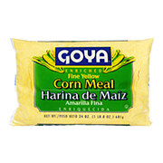 Goya Fine Yellow Corn Meal