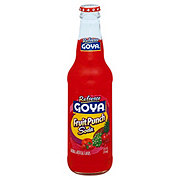 Goya Fruit Punch Soda