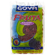 Goya Fruta Blackberry Mora Whole