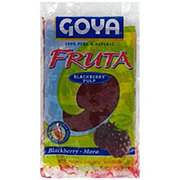 Goya Fruta Blackberry Pulp Mora
