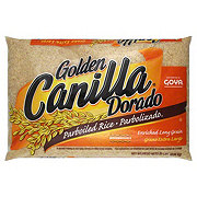 Goya Golden Canilla Parboiled Enriched Long Grain Rice
