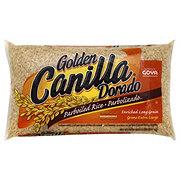 Goya Golden Carnilla Enriched Long Grain Parboiled Rice