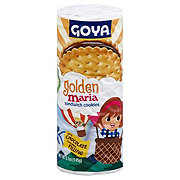 Goya Golden Maria Chocolate Filled Sandwich Cookies