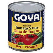 Goya Hot Seasoned Tomato Sauce