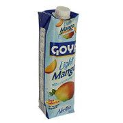 Goya Light Mango Nectar