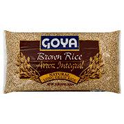 Goya Long Grain Brown Rice