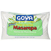 Goya Masarepa Pre-cooked White Corn Meal