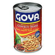 Goya Mexican Style Cowboy Beans