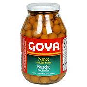 Goya Nance In Light Syrup
