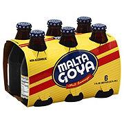 Goya Non-Alcoholic Malt Beverage 7 oz Bottles
