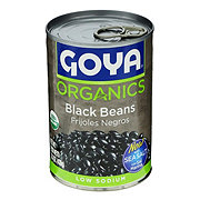 Goya Organics Black Beans
