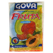 Goya Papaya Fruta Chunks