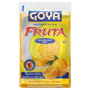 Goya Passion Fruit Pulp Fruta