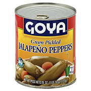 Goya Pickled Green Jalapeno Peppers