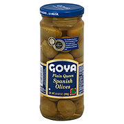 Goya Plain Queen Spanish Olives