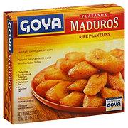 Goya Platanos Maduros Family Size
