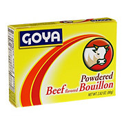 Goya Powdered Beef Bouillon