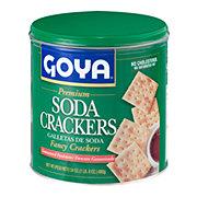 Goya Premium Soda Crackers
