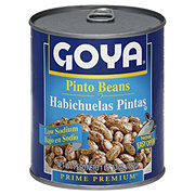 Goya Prime Premium Low Sodium Pinto Beans