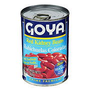 Goya Prime Premium Low Sodium Red Kidney Beans