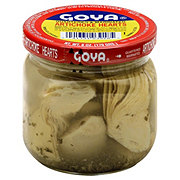 Goya Quartered & Marinated Artichoke Hearts