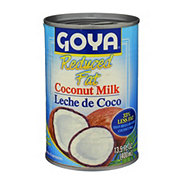 Goya Reduced Fat Coconut Milk
