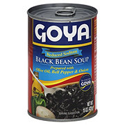 Goya Reduced Sodium Black Bean Soup