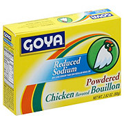 Goya Reduced Sodium Chicken Flavored Bouillon