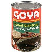 Goya Refried Black Beans