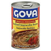 Goya Refried Mayocoba Beans