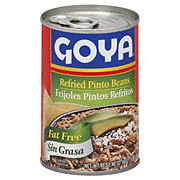 Goya Refried Pinto Beans Fat Free
