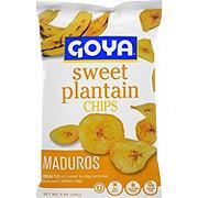 Goya Ripe Plantain Chips Maduros