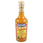 Goya Salsita Pure Fire Ripe Habanero Chiles Hot Sauce