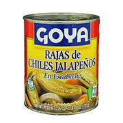 Goya Sliced Jalapeno Peppers