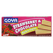Goya Strawberry Chocolate Wafers