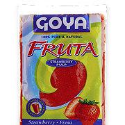 Goya Strawberry Pulp