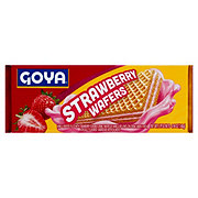 Goya Strawberry Wafers