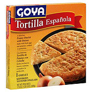 Goya Tortilla Espanola Potato with Onions Omelet