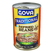 Goya Traditional Vegan Refried Pinto Beans
