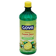Goya Tropical Lemon Juice