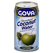Goya Unsweetened Coconut Water