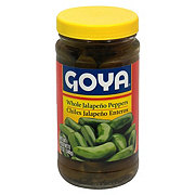 Goya Whole Jalapeno Peppers