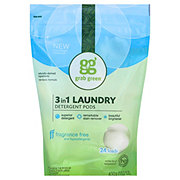 Grab Green Fragrance Free 3 In 1 Laundry Detergent