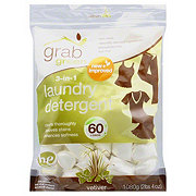 Grab Green HE Vetiver 3 In 1 Laundry Detergent