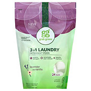 Grab Green Lavender Vanilla 3 In 1 Laundry Detergent